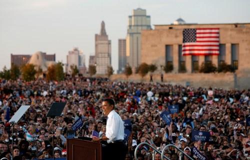 Obama in KC